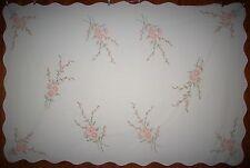 Mantel floral vintage