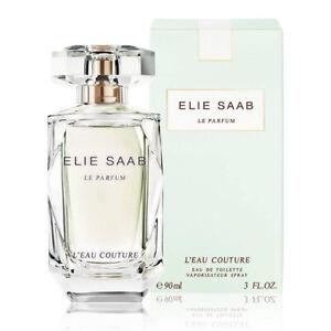 *Sale* Elie Saab L'eau Couture 90ml EDT Spray ~ Full size women perfume
