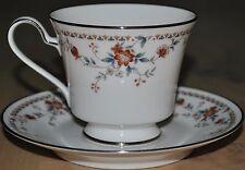 Noritake Adagio 7237 Coffee cup & saucer set  Mint Condition