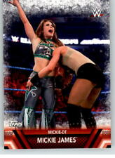 2017 WWE Women's Division Finishers #12 Mickie James