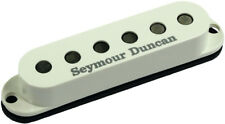 Seymour Duncan SSL-3 Hot Single Coil Alnico 5 Strat Pickup RWRP, Parchment Cover