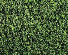 Faller 181392 H0 Paño de follaje verde medio 25x12cm (1qm =