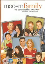 MODERN FAMILY - Series 1. Ed O'Neill, Sofia Vergara (4xDVD SLIM BOX SET 2010)
