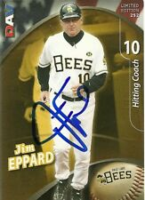 2009 Salt Lake Bees FERNANDO RODRIGUEZ Signed Card ANGELS A'S ASTROS