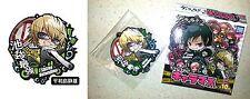 Durarara DRRR!! x2 Chara-Mas Coaster Shizuo Heiwajima T-ARTS Kadokawa Licensed N