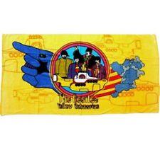 New Licensed The Beatles Yellow Submarine Bath Beach Pool Towel Cartoon Theme