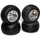 """Orion Hook-Up & Straight Rail Truck Tires set for 2.2"""" Associated 76401 76410"""