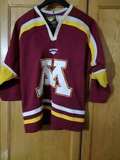 2000s University Of Minnesota Gophers Nike Team Hockey Jersey Championship Year Hockey-other