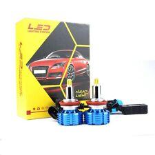 360° Cree Auto LED Headlight Kit 90W & 9000Lm/Set - H11/H9/H8, Color White 6500K