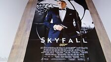 james bond 007 SKYFALL ! daniel craig  affiche cinema