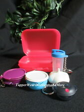 Tupperware NEW Mini Kit Mega Bowl Steamer Quickshake Keychains ,Garlic Magnet #3