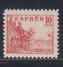 ESPAÑA (1937) NUEVO SIN FIJASELLOS MNH SPAIN - EDIFIL 818 (10 cts) CID - LOTE 1