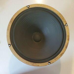"Vintage Vox 12"" Speaker Celestion Silver T1088 60's  Super Beatle AC30 AC50 JMI"