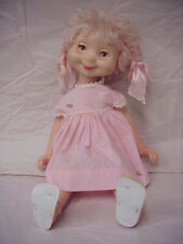 "Amer Doll & Toy Corp 1960's (Whimsies) ""Dixie The Pixie"" 20 In. Doll Very Nice"