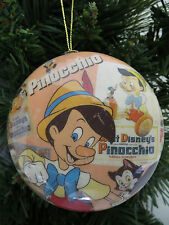 Disney Pinocchio Figaro Movie Posters New Christmas Ornament Stocking Stuffer