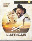 L'Africain - Deneuve, Noiret - Blu Ray + Dvd - Comme neuf