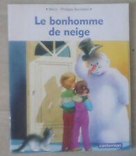 le bonhomme de neige