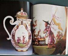 Bonhams MEISSEN PORCELAIN The WOLFE Collection auction catalogue antique china