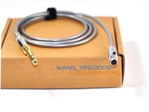 Upgrade Audio 5N OCC Cable Wire For Pioneer HDJ2000 Reloop RHP20 KAM HP1 Headset