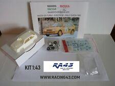1/43 Mazda 323 Turbo Rally Svezia 1989 Sunstrom KIT