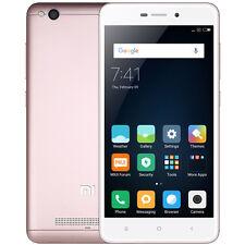 "5.0""Xiaomi Redmi 4A 2GB+16GB 5MP+13MP Infrared Gyroscope WiFi Unlocked ROSE GOLD"
