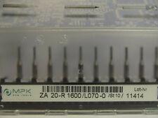 10 Stück VHM  Schlicht Fräser + 1,6 mm  +  + Dremel + Proxxon + CNC
