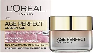 L'Oreal Age Perfect Golden Age Rosy Glow & Radiance Tinted Day Cream 50ml