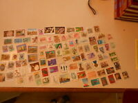 Francobolli stamps FRANCOBOLLI -ITALIA SINGOLI (2)
