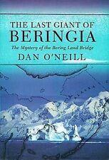"""NEW Last Giant of Beringia"" Ice Age Bridge Siberia-Alaska Mammoths Sabre-Tooth"