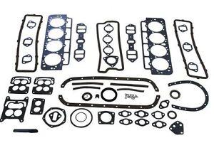 Full Engine Gasket Set 1963 Cadillac 390 V8 NEW