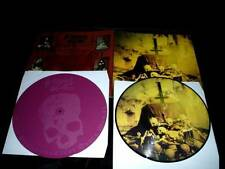 MORTUARY DRAPE Secret Sudaria PIC LP blasphemy evol morbid angel slayer bathory