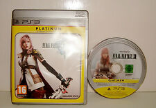 JEU SONY PLAYSTATION 3 PS3 - FINAL FANTASY XIII SANS DOC