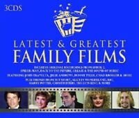 Various Artists : Family Films CD 3 discs (2011) New
