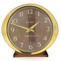 Vintage Westclox Big Ben Alarm Clock Mid Century Modern MCM As Is Parts T290