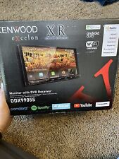 """Kenwood Excelon DDX9905S 6.8"""" DVD Receiver Apple CarPlay/Android Auto DDX 9905S"""