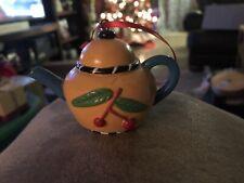 mary engelbreit teapot ornament