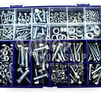 Fasteners nuts bolts washers mixed 1kg top Quality Free P/&P