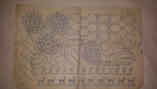 Vintage Embroidery Transfer Pattern Needlewoman No 89 exclusive design