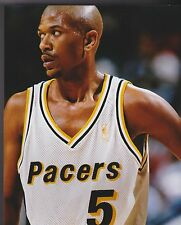 JALEN ROSE INDIANA PACERS MICHIGAN CHICAGO BULLS ESPN FAB 5 8 X 10 PHOTO  1