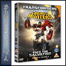 TRANSFORMERS PRIME - SEASON 3 VOLUME 2  ** BRAND NEW DVD***