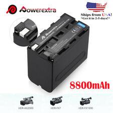 8800mAh NP-F970 Battery for Sony NP-F770 NP-F950 NP-F960 B L Series Camcorder
