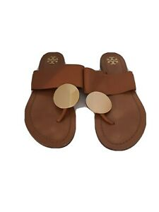 Tory Burch Women's Patos Disk Sandals Size 7