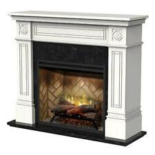 "Dimplex OSB20 30"" Osbourne Revillusion Electric Fireplace w/ Mantel 2kW Cream"