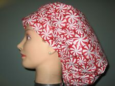Surgical Scrub Hats/Caps Christmas Starlight candys