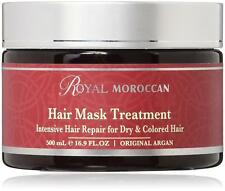 Royal Moroccan Hair Mask Treatment for Dry & Colored 16.9oz./ 500 Ml