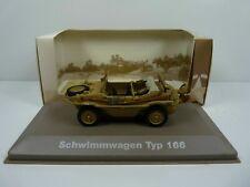 BL21U atlas IXO 1/43 Blindés WW2 : Schwimmwagen typ 166 (Porsche)