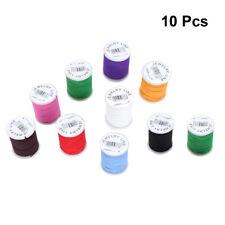 10pcs 1mm Pulsera de Cordón Elástico Cuentas Hilo Cadena fabricación joyas