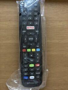 NEW OEM AUTHENTIC Polaroid KT1746-HG1 Smart TV Netflix Vudu Remote Control