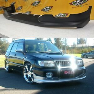 Front lip for subaru forester SF 1997-1999