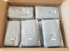 IPHONE 4 SLEEVE CASES - SOFT MATERIAL - BOX OF 17 NEW ONLY 27p EACH
